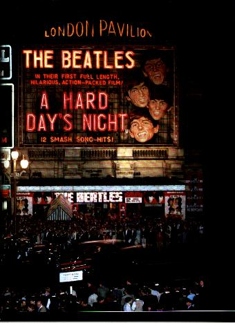 A Hard Day's Night's Premiere