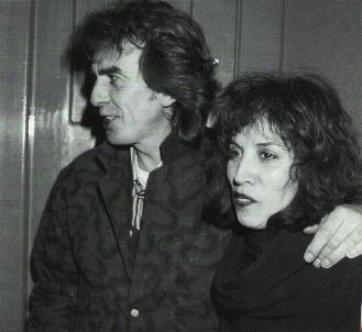 George and his second wife, Olivia.