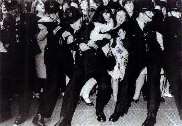 Beatlemania.